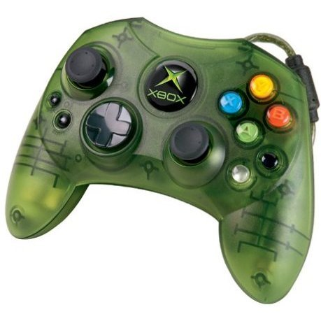 Xbox Controller S [clear green]