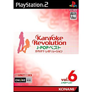 Karaoke Revolution ~ J Pop Best Vol. 6