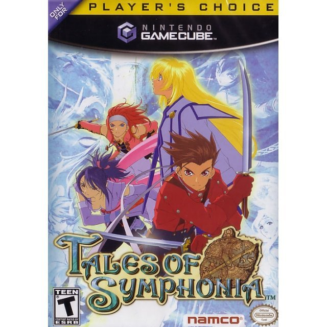 Tales of Symphonia (Player's Choice)