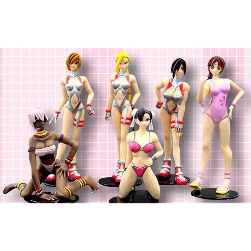 Street Fighter Anniversary Body Set