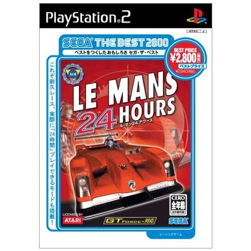 Le Mans 24 Hours (Sega the Best 2800)