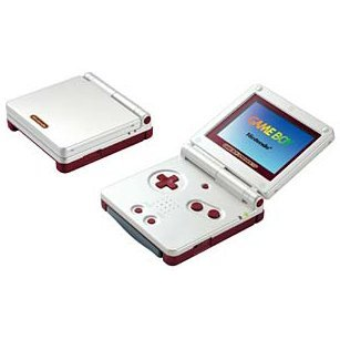 Game Boy Advance SP - Famicom Edition (220V)
