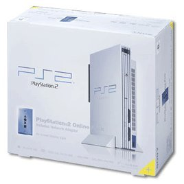 PlayStation2 Console Satin Silver (SCPH-50005 SS/N)