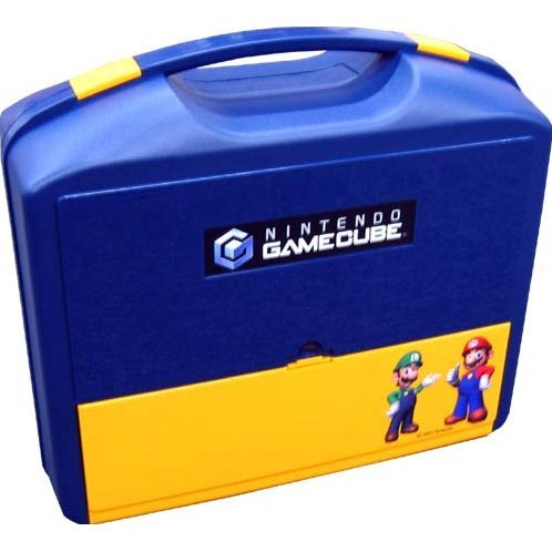 Mario Party 5 GameCube Carrying Case