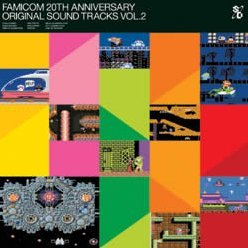 Famicom 20th Anniversary Original Sound Tracks Vol.2