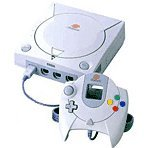 Dreamcast Console (European version)