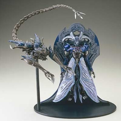 Final Fantasy X Action Figure - Seymour