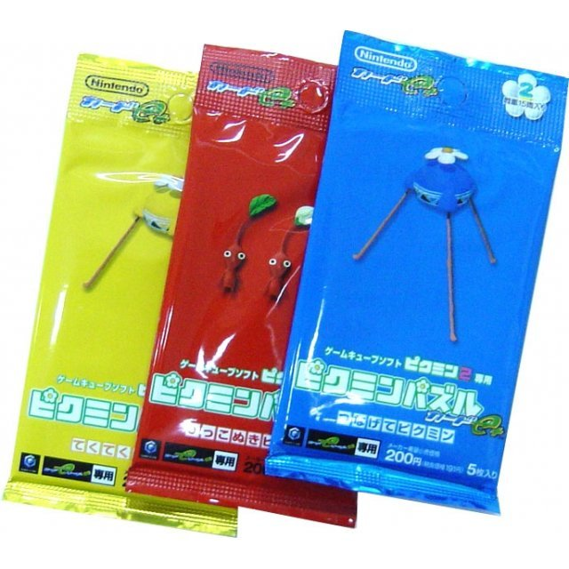 Pikmin 2 Puzzle E+ Card [one pack]