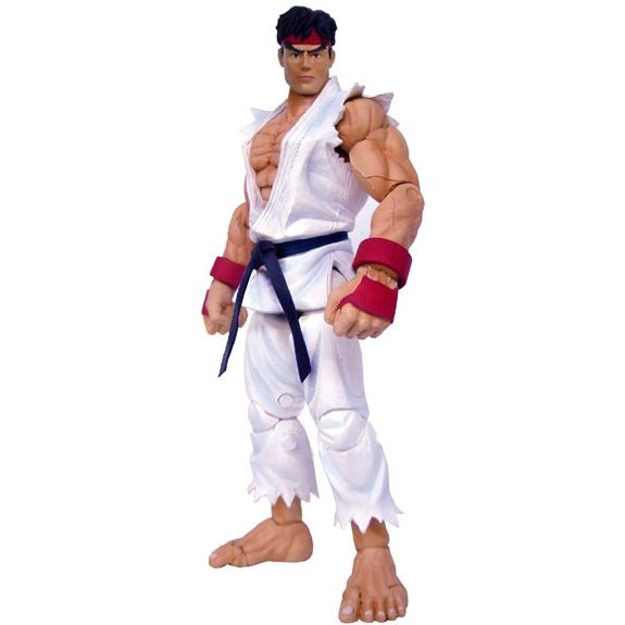 Street Fighter Action Figure: Ryu