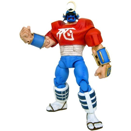 Street Fighter Action Figure: Sodom