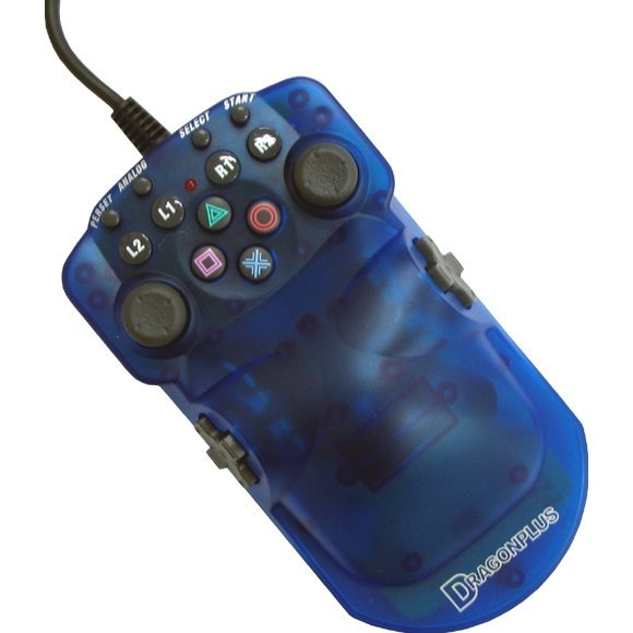 RPG DuoCon2 - One Hand Controller [clear blue]