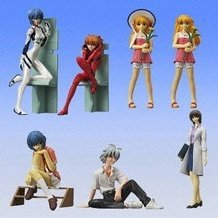 Neon Genesis Evangelion Collection 3 Gashapon