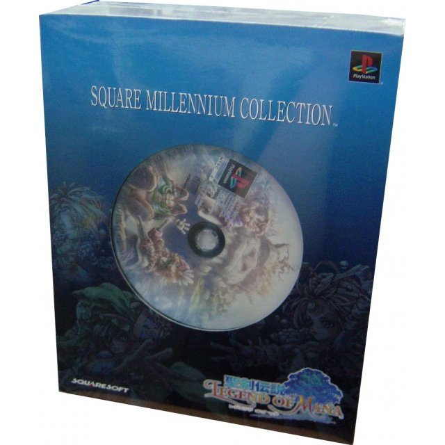 Seiken Densetsu: Legend of Mana [Square Millennium Collection Special Pack]