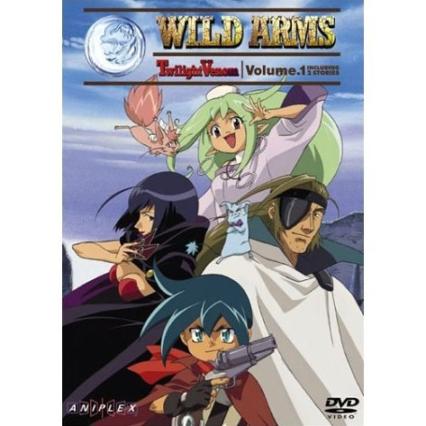 Wild Arms TV Vol.1