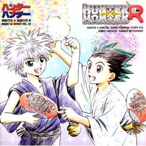 Hunter X Hunter R - Radio CD Series Vol.10