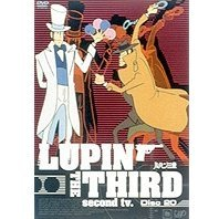 Lupin IIII Second TV Disc 20