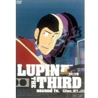Lupin III Second TV Series Disc 21