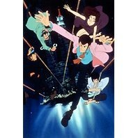 Lupin III - Part. III DVD Box