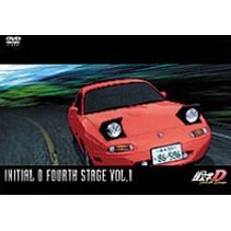 Initial D Fourth Stage Vol.1