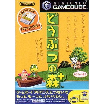 Animal Crossing / Doubutsu no Mori Plus