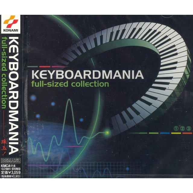 Keyboardmania Full-Sized Collection