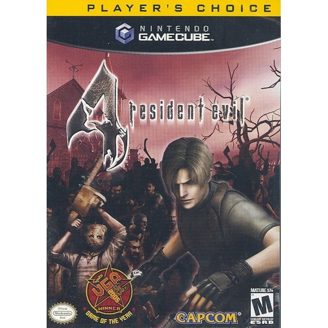 Resident Evil 4 (Player's Choice)