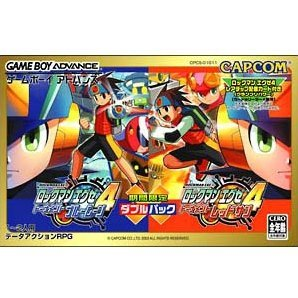 RockMan EXE 4 Double Pack