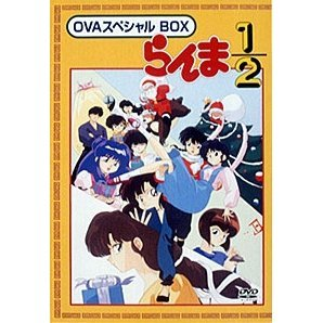 Ranma 1/2 OVA Series Box Set [Limited Edition]