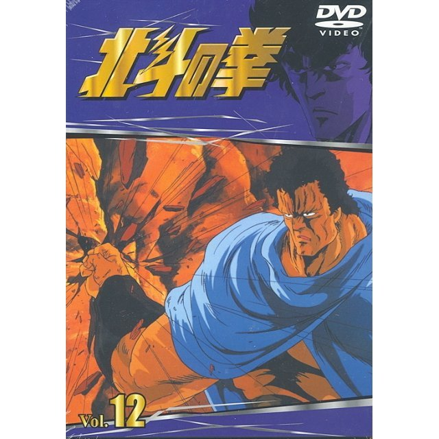 Fist of the North Star Vol.12