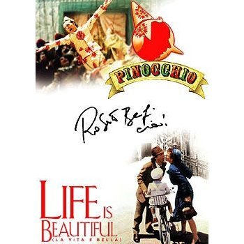 Pinocchio / Life is Beautiful - Roberto Benigni Twin Pack
