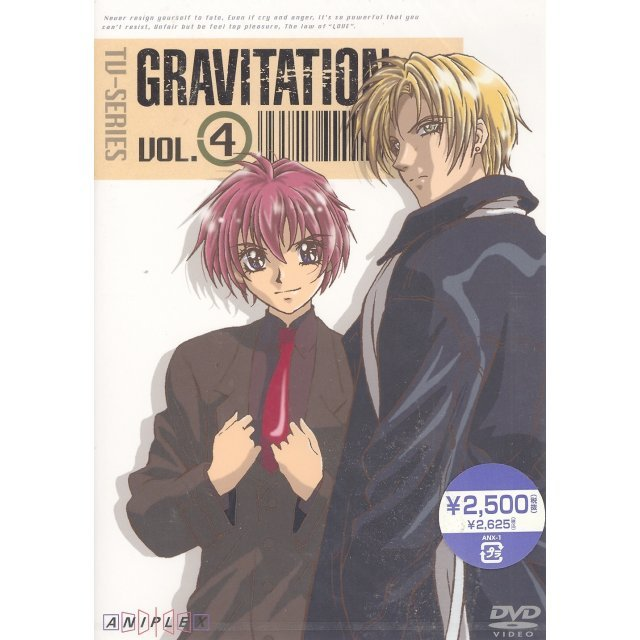TV Series Gravitation Vol.4