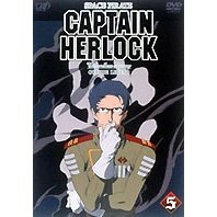 Space Pirate Captain Herlock Outside Legend - The Endless Odyssey - 5th Voyage