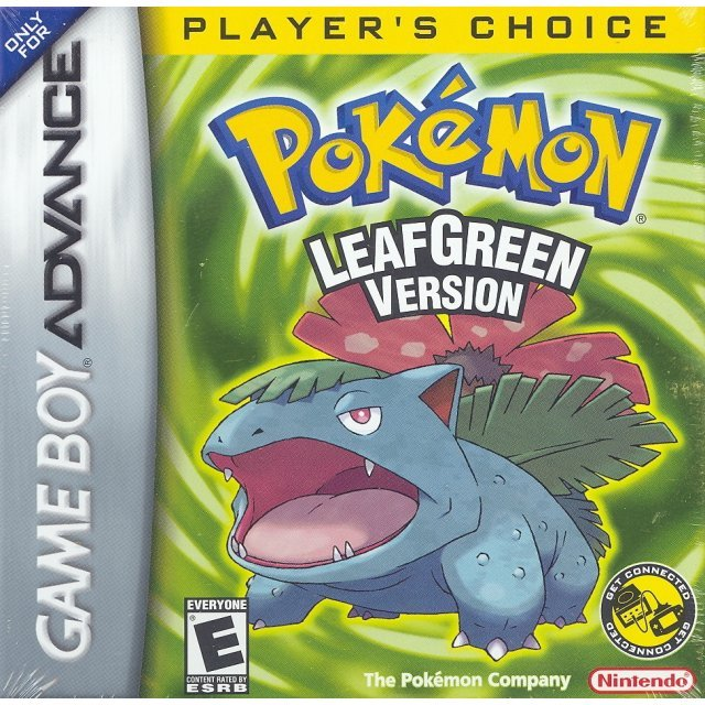 Pokemon: Leaf Green (Player's Choice)