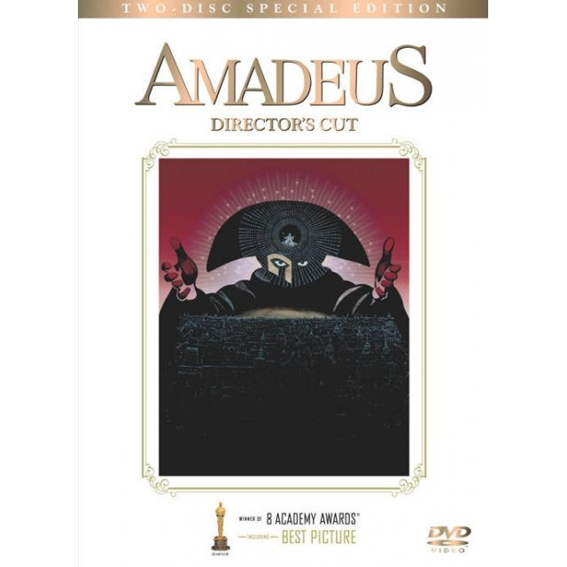 Amadeus Director's Cut Special Edition