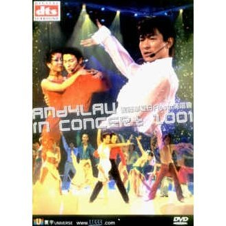 Andy Lau in Concert 2001
