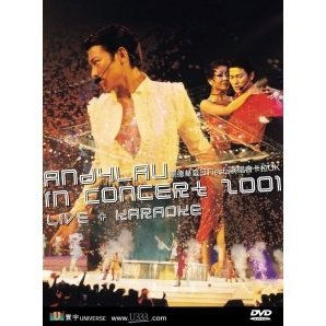 Andy Lau In Concert 2001 Live And Karaoke