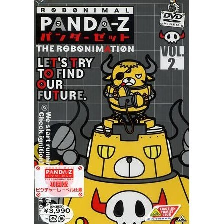Panda Z The Robonimation 2