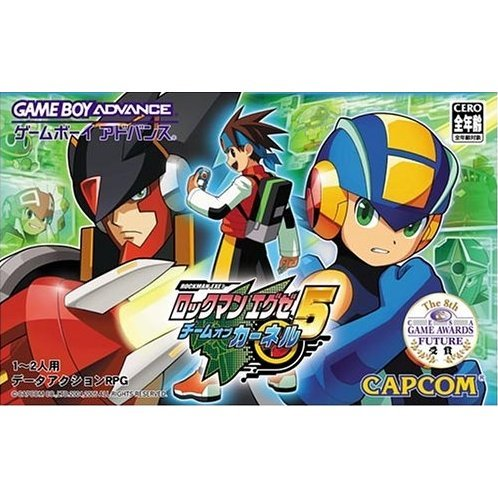 RockMan EXE 5: Team of Colonel
