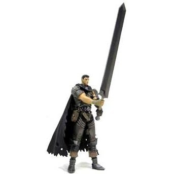 Berserk Mini Figure Collection Vol.3: Black Swordsman Millenium Falcon