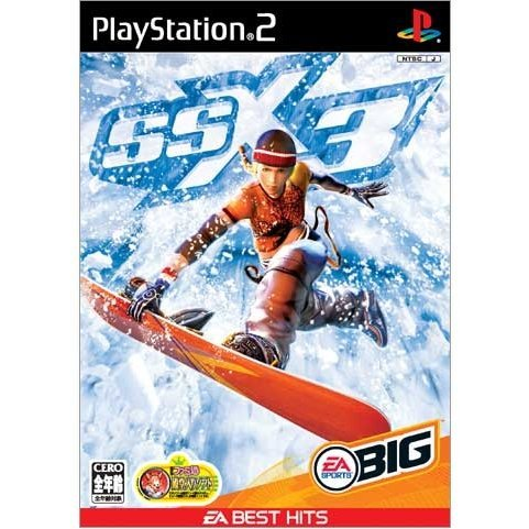 SSX3 (EA Best Hits)