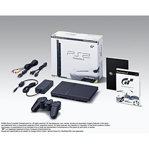 PlayStation2 Racing Pack (SCPH-70000 GT)