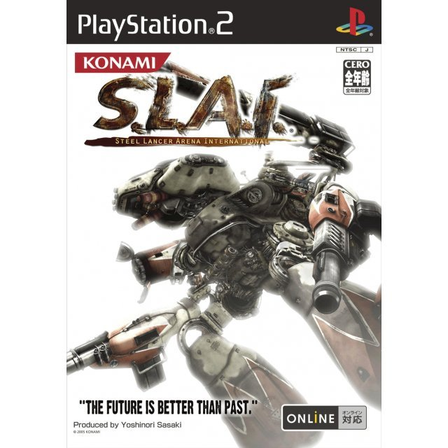 SLAI: Steel Lancer International