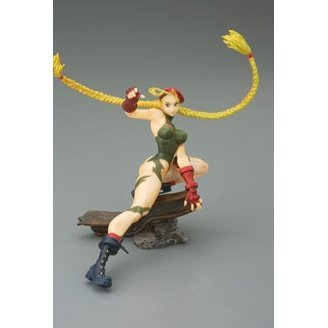 Capcom Girls Collection: Fighting Cammy (green dress)