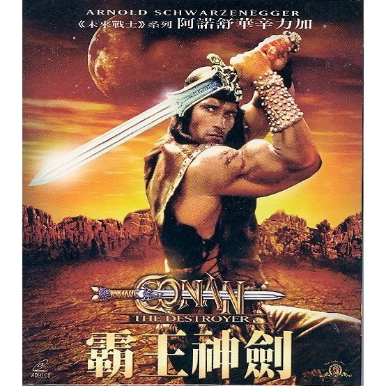 Conan The Destroyer [Special Edition]