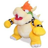 Mario Party Plush Doll: Bowser
