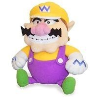 Mario Party Plush Doll: Wario