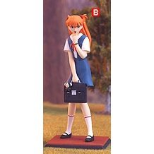 Neon Genesis Evangelion Collection Figure - Take care of yourself: Asuka Langley