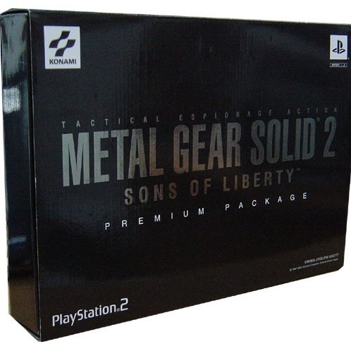 Metal Gear Solid 2: Sons of Liberty [Premium Package]