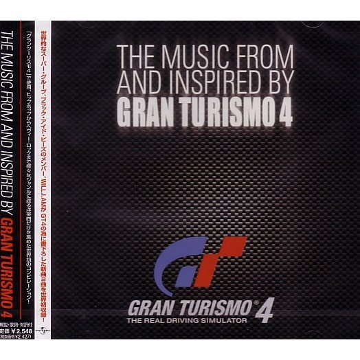 Music from and Inspired by Gran Turismo 4