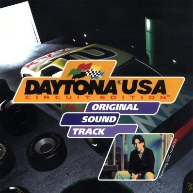 Daytona USA Circuit Edition Original Sound Track